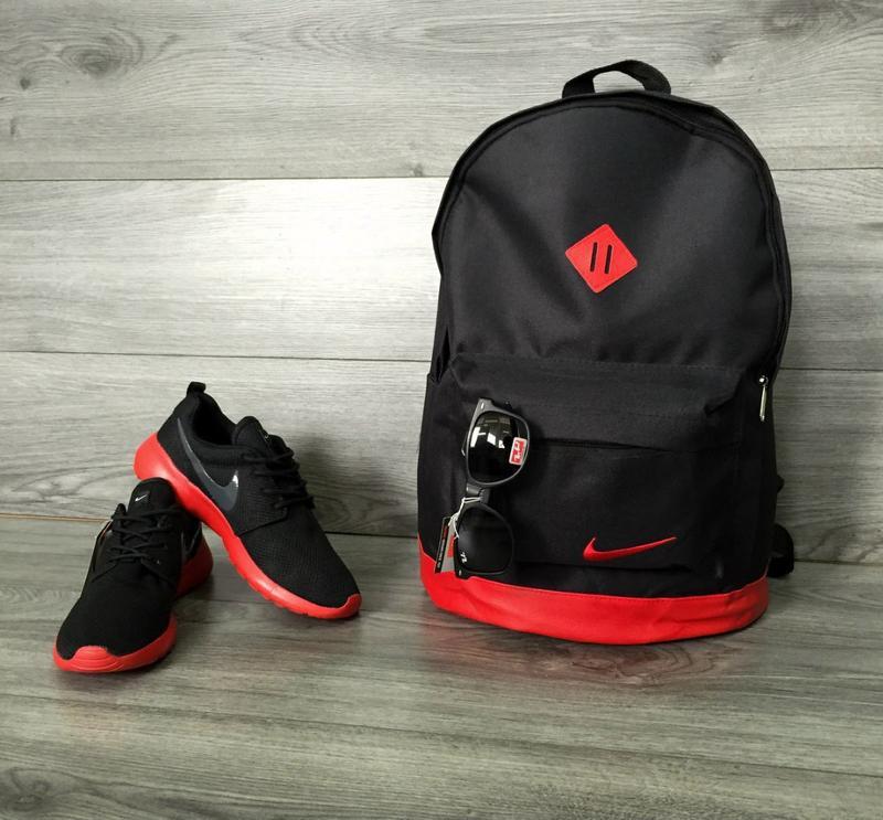 Молодежный городской спортивный мужской рюкзак - Фото 7