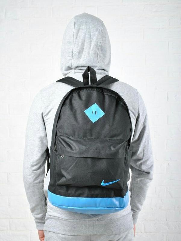 Молодежный городской спортивный мужской рюкзак - Фото 6