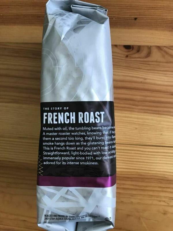 Кофе Starbucks French Roast сша зерновой 1,13кг/ кава старбакс... - Фото 3