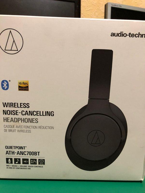 Наушники Audio Technica ATH-ANC700BT