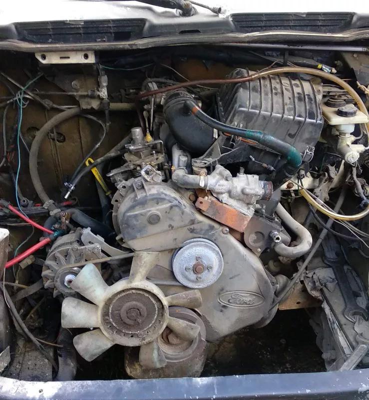 Двигун Форд Транзит, LDV ЛДВ, DAF Даф, Газель 2.5 дизель