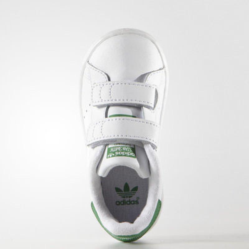 Кроссовки adidas stan smith cf i af5420 - Фото 3