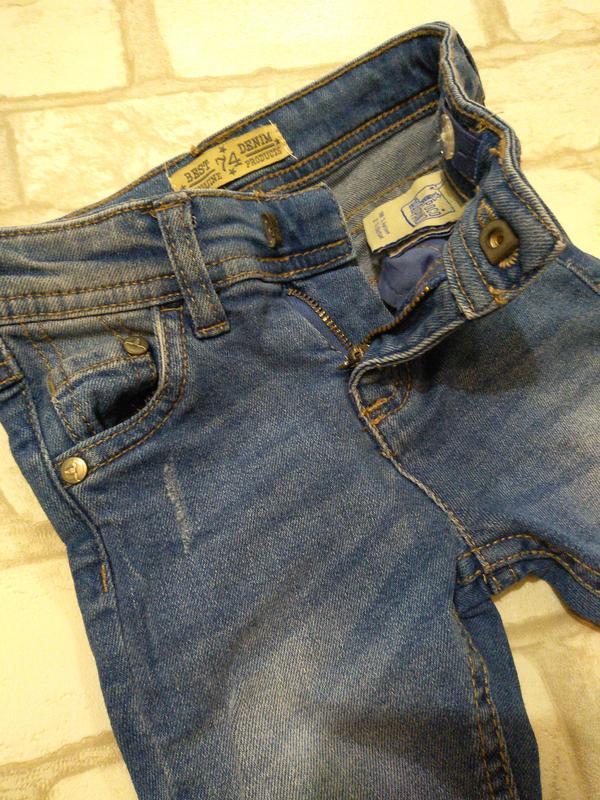 Модні джинси ( завужені) - Фото 3
