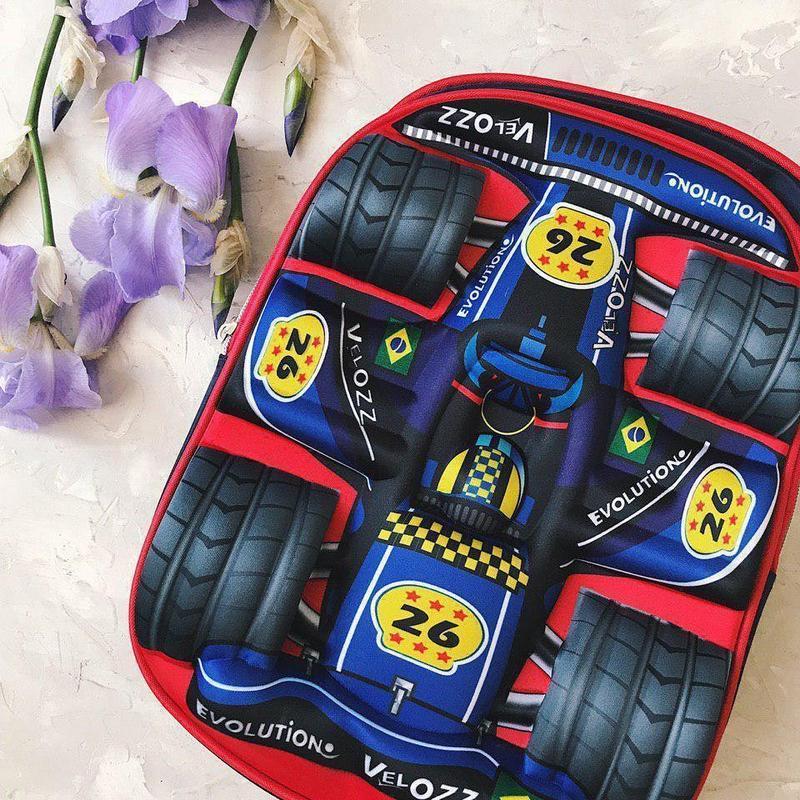 Крутой рюкзак 3д