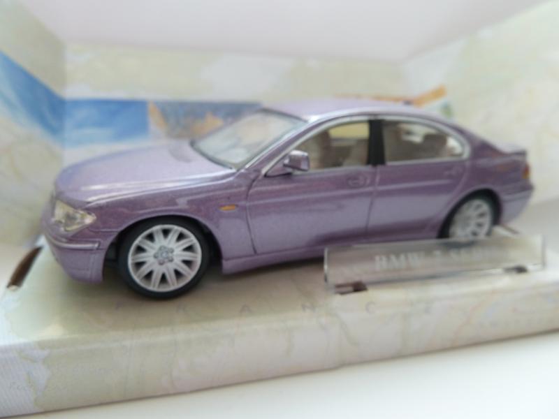 BMW 7 Series Sedan Cararama Масштаб 1:43