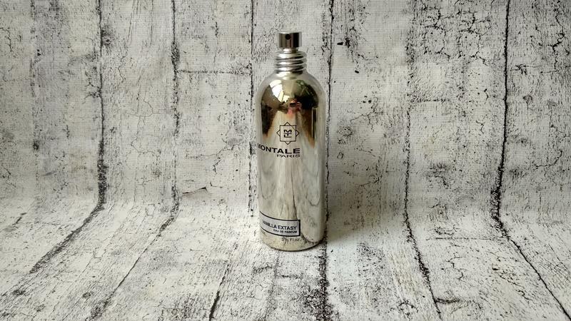 Парфюмированная вода от montale vanilla extasy , остаток~50 мл