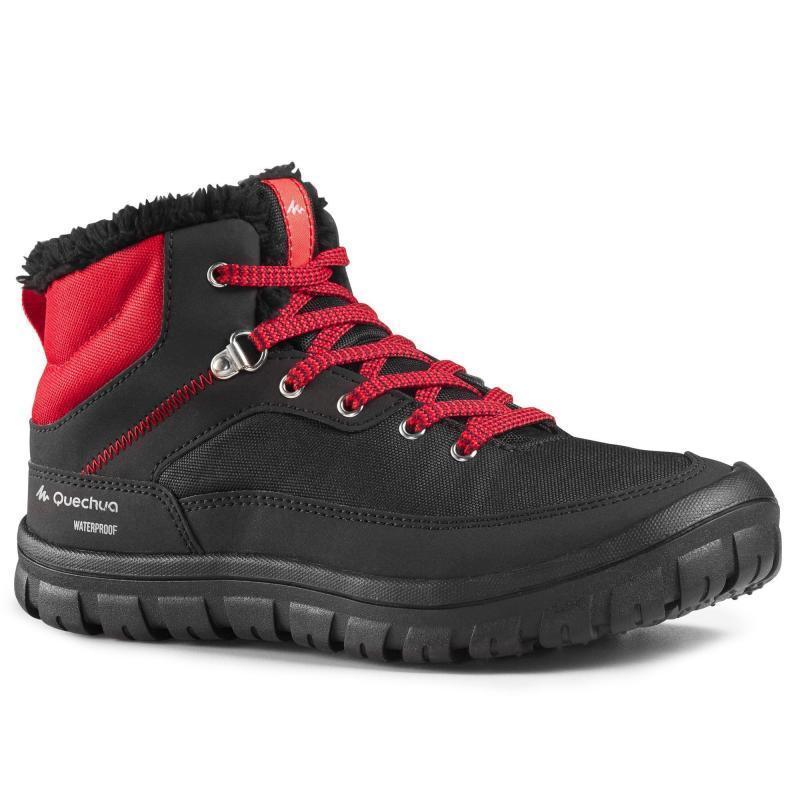 Теплые ботинки quechua