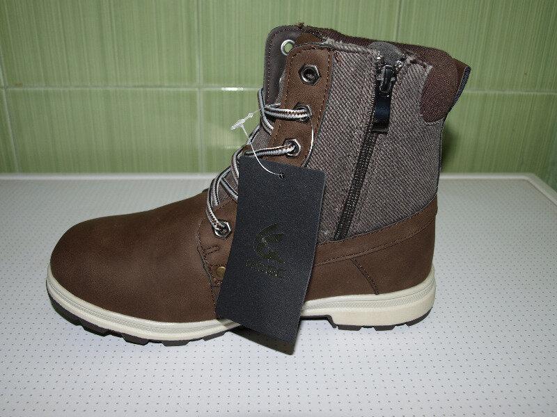 Ботинки женские зима , коричневые,очень классные,36-41,-качест... - Фото 5