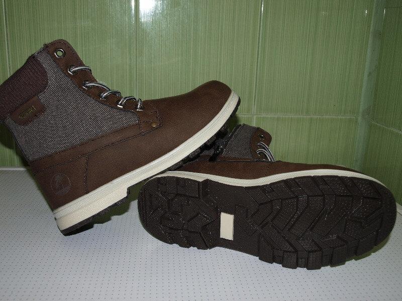 Ботинки женские зима , коричневые,очень классные,36-41,-качест... - Фото 6