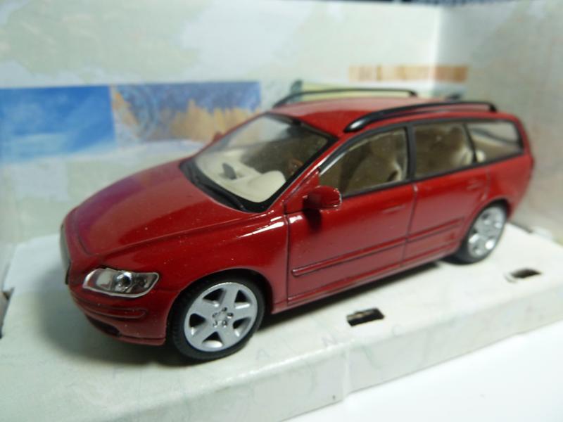 Volvo V50 Cararama Масштаб 1:43