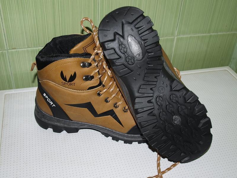 Суперские зимние ботинки 41-44- dual- качество!!!!!! дёшево!!!! - Фото 3
