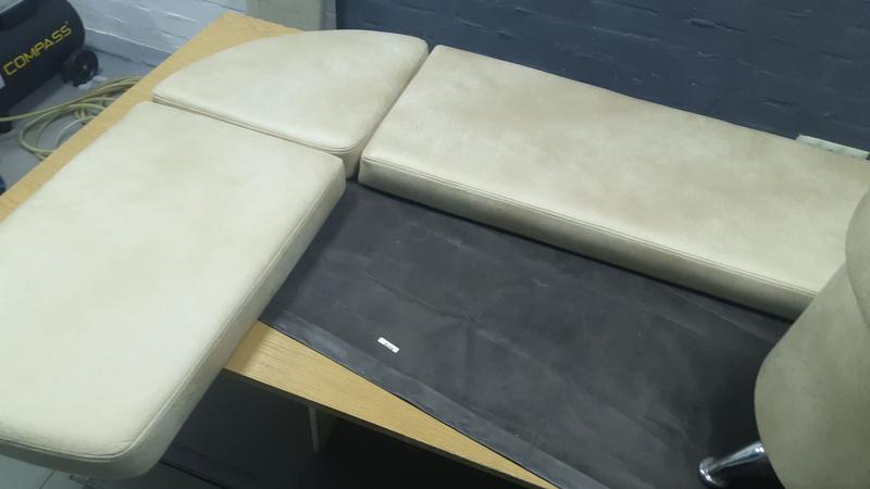 Перетяжка мягкой мебели - Фото 3