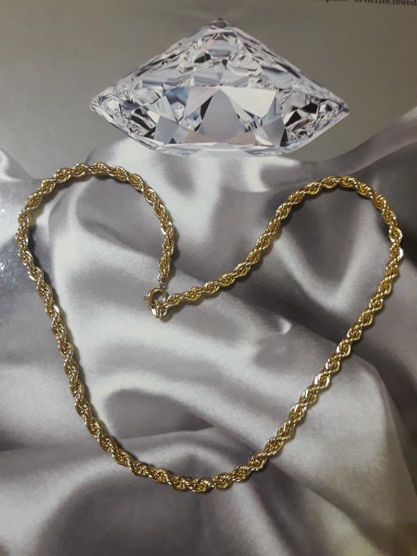 Винтажное ожерелье