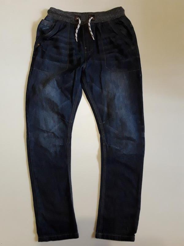 Фирменные джинсы 9-10 лет