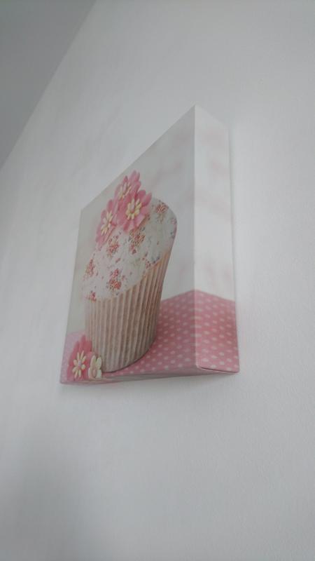 Картинка картина пирожное кекс