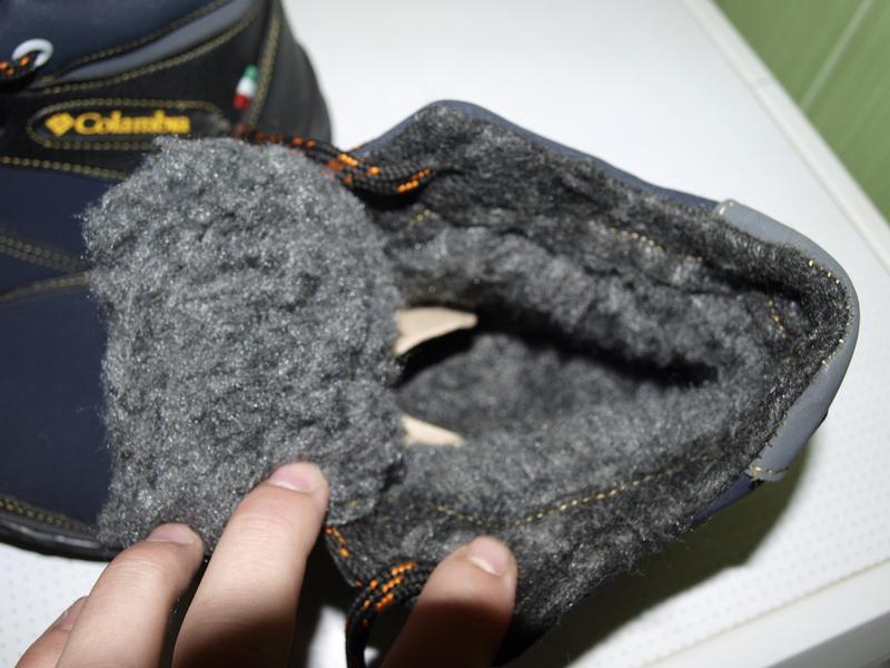 Ботинки мужские colambia - Фото 2