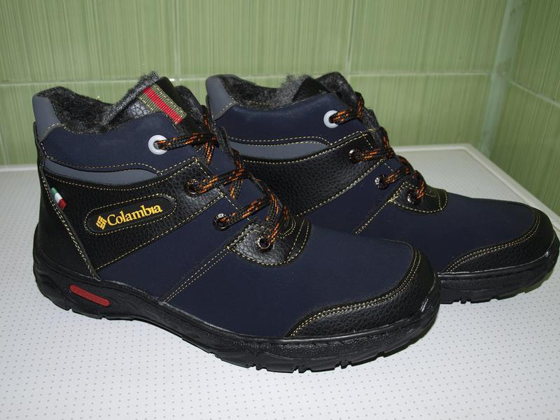 Ботинки мужские colambia - Фото 3