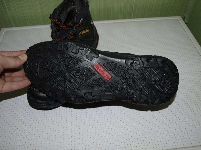 Ботинки мужские colambia - Фото 4