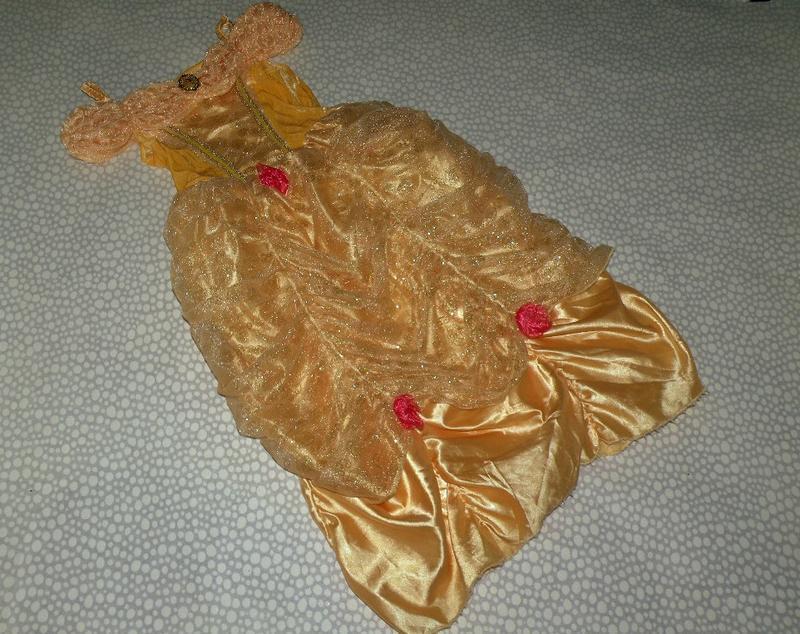 Карнавальное платье золушка 7-8 лет