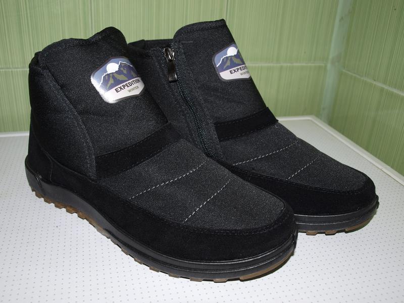Мужские зимние ботинки dago - Фото 3