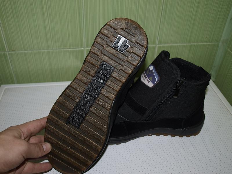 Мужские зимние ботинки dago - Фото 4