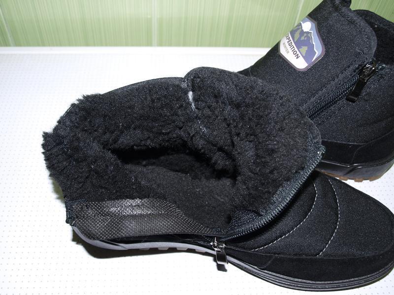 Мужские зимние ботинки dago - Фото 5