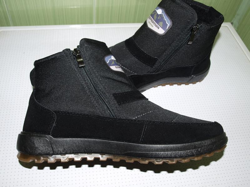 Мужские зимние ботинки dago - Фото 6