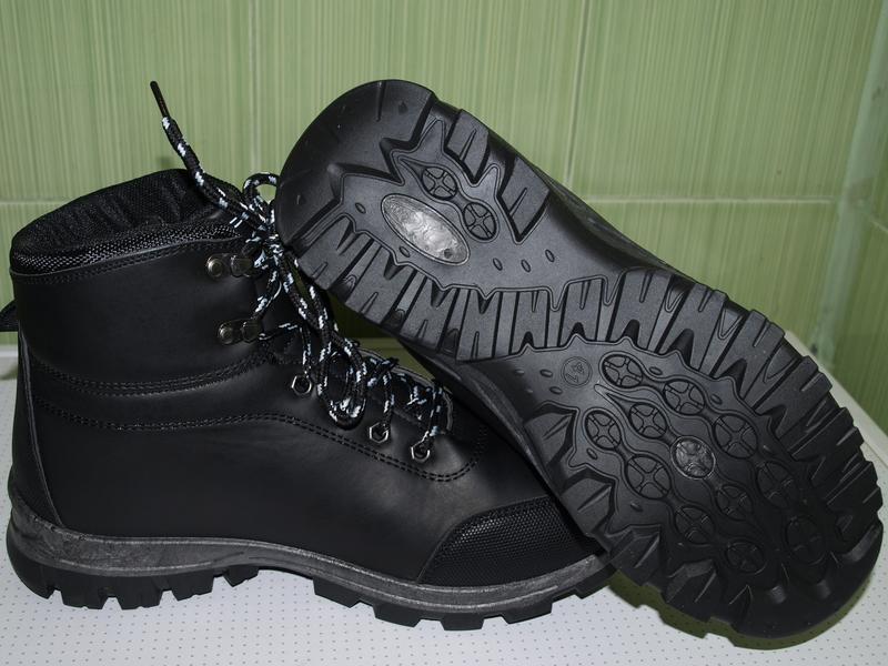 Зимние мужские ботинки спорт - Фото 5