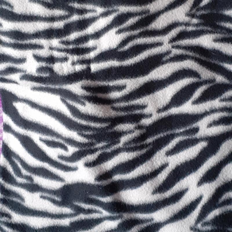 Плед зебра