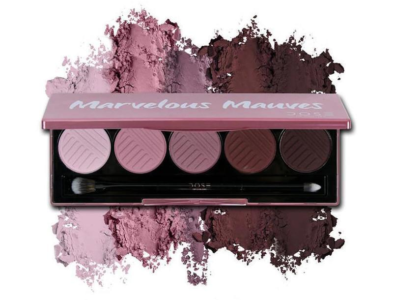 Палетка теней для век dose of colors eyeshadow palette marvelo... - Фото 2