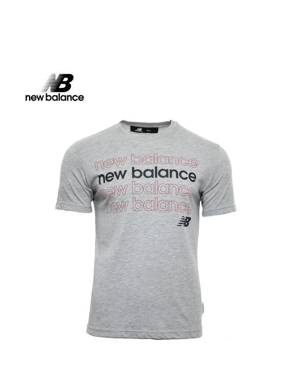 Мужская футболка new balance