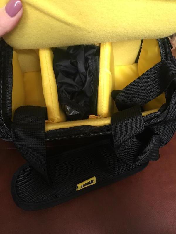 Сумка для фотоаппарата Nikon - Фото 2
