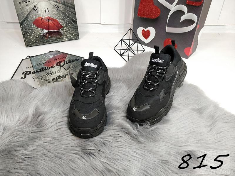 Черные кроссы отличного качества - Фото 2