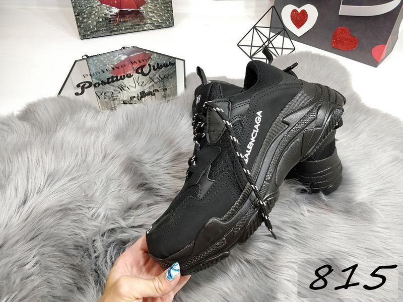 Черные кроссы отличного качества - Фото 3