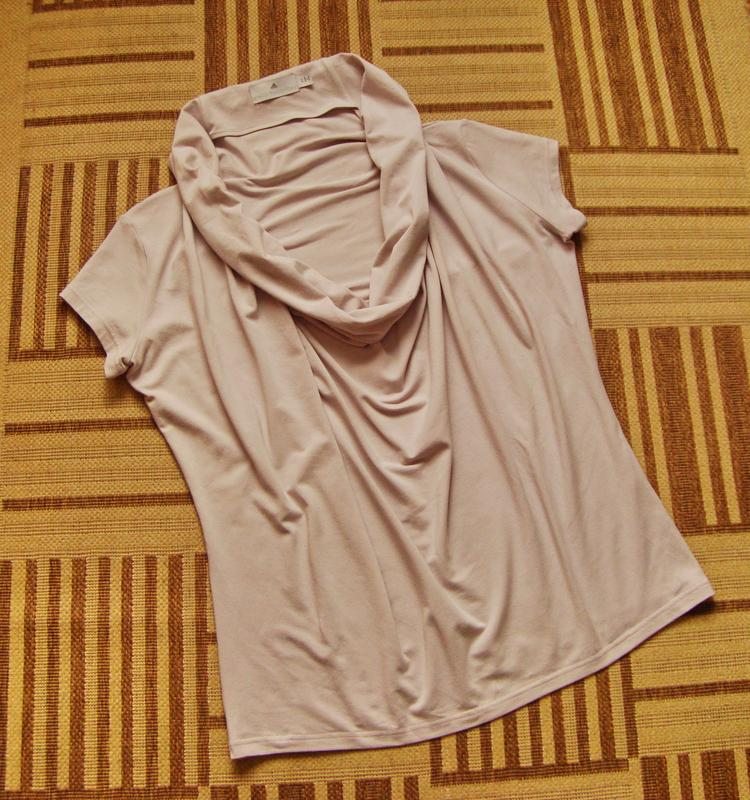 Stella McCartney Adidas, оригинал, блузка, футболка, размер 42, X