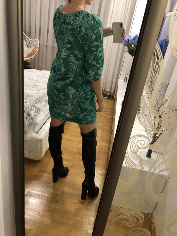 Платье h&m размер м-л новое состояние - Фото 5