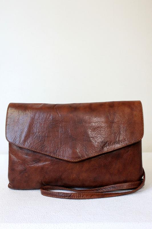 Кожаная сумка  artenova италия