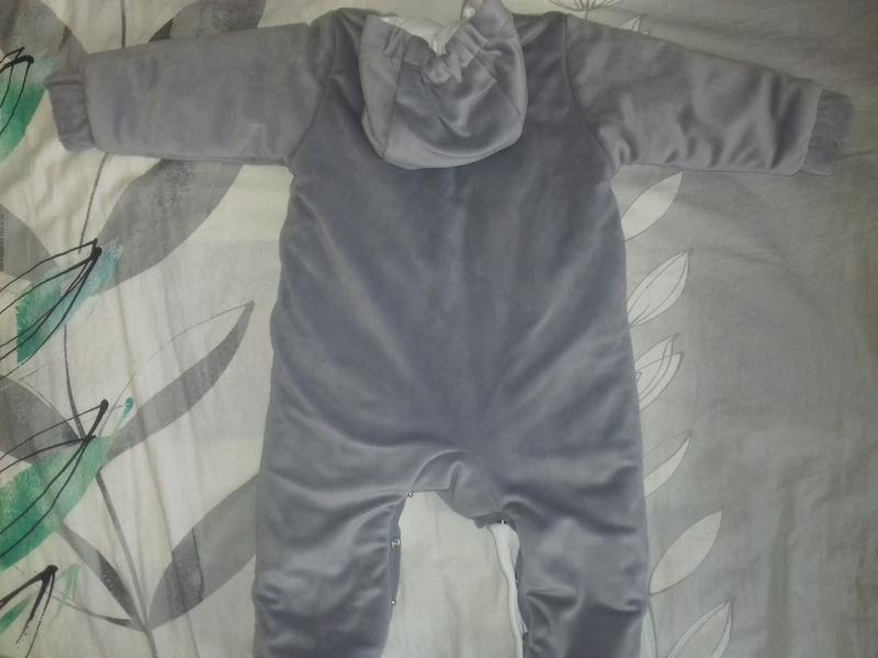 Детский осенний комбинезон новый - Фото 3