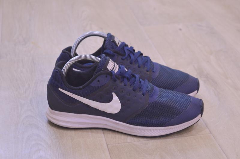 Nike женские кроссовки оригинал осень синие