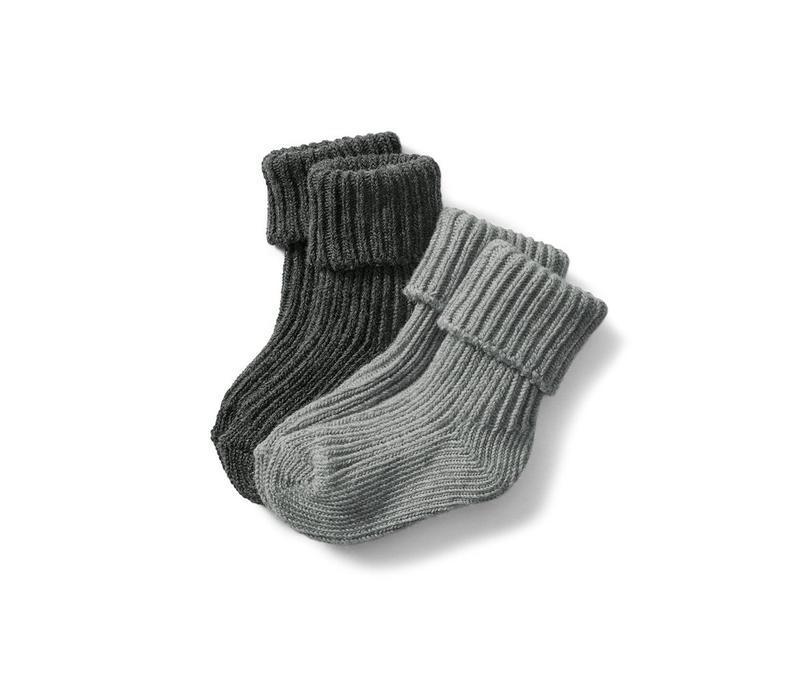 Вязаные носочки из органического хлопка р. 27-30 от tchibo (ге...