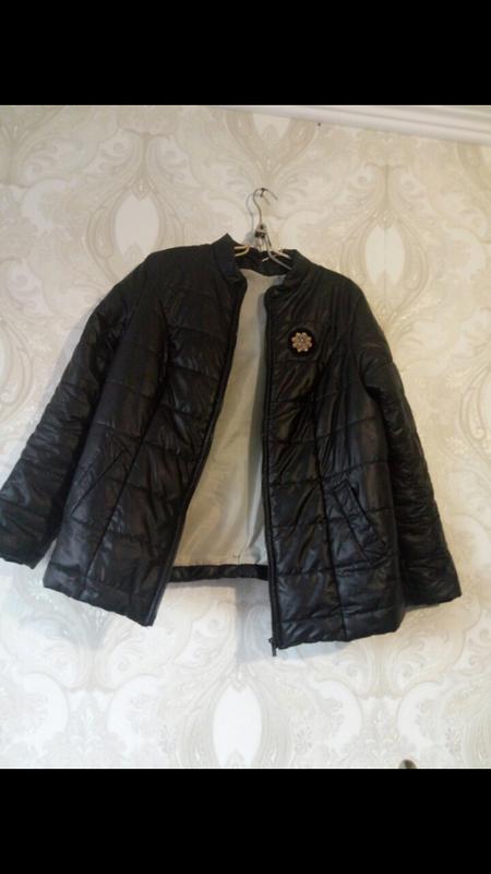 Куртка осенняя - Фото 5