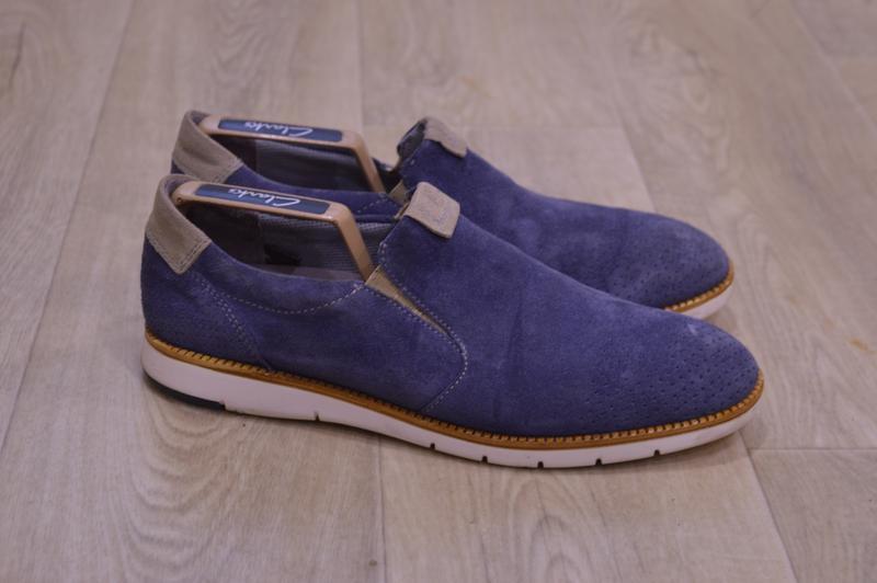 Josef siebl мужские туфли замша оригинал