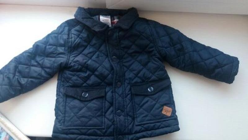 Куртка стёганая от george