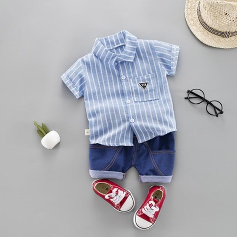 Костюм шорты+рубашка для мальчика