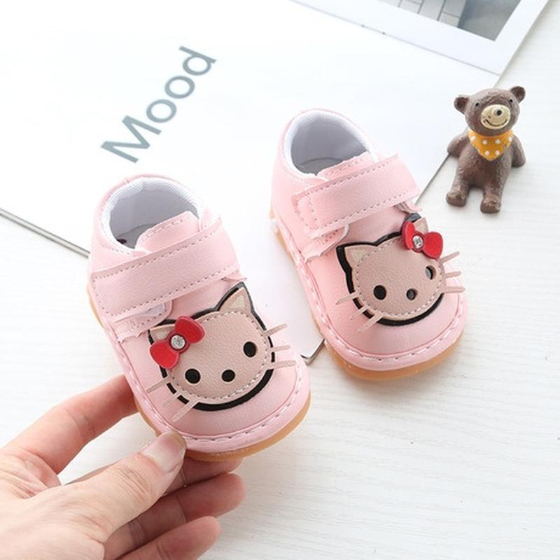 Ботинки туфли китти