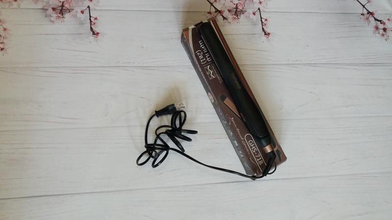 Утюжек для выпрямления волос  плойка для завивки волос