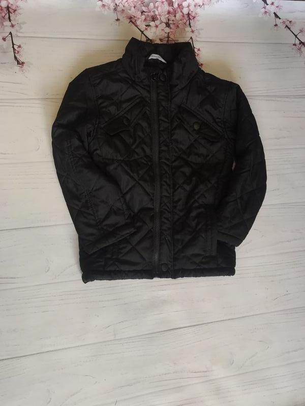 Куртка стеганая деми от george