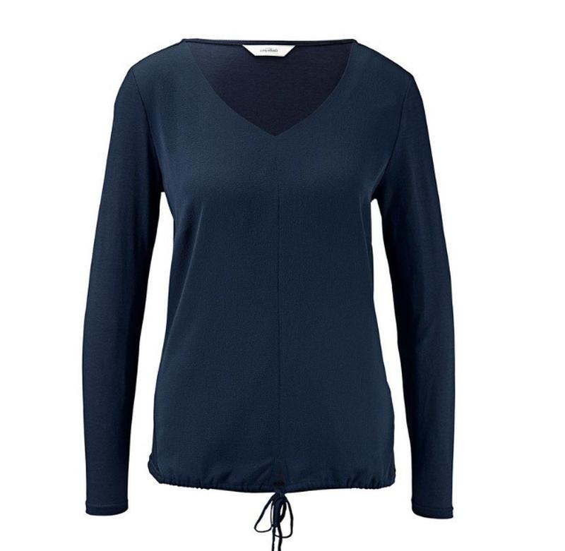 Шикарная блуза с v-образным вырезом от tchibo(германия) размер...