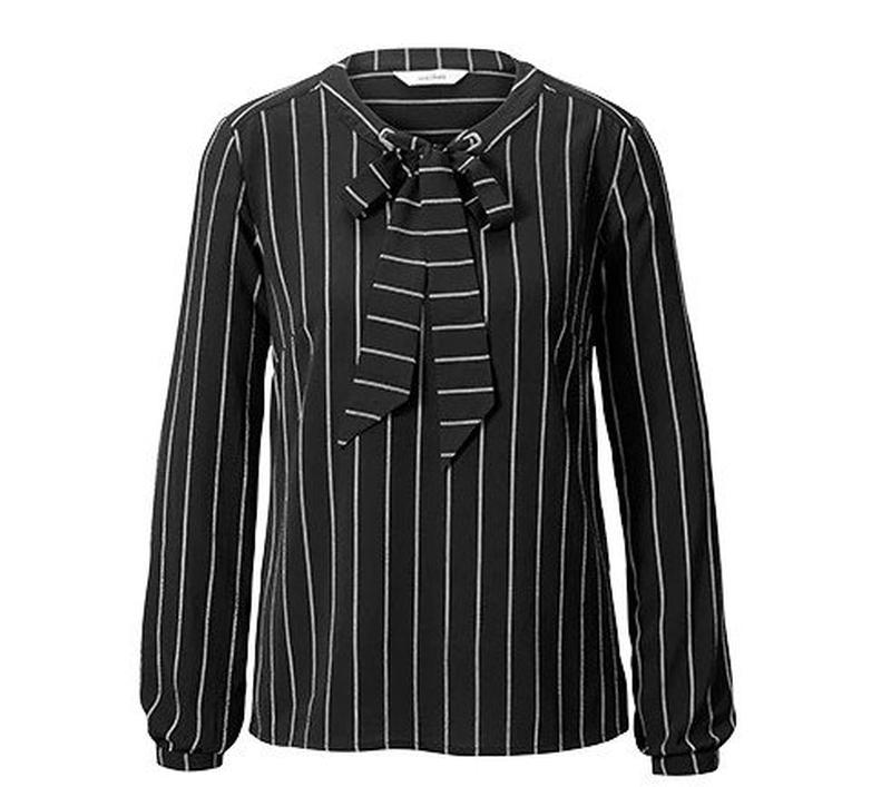 Стильная женская блуза от tcm tchibo германия. размер 46 евро