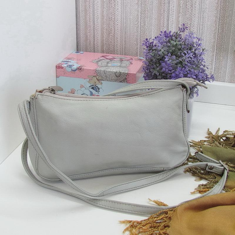Отличная сумка кроссбоди, натуральная кожа